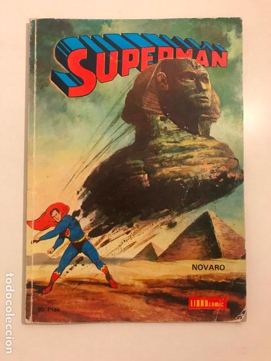 SUPERMAN LIBROCOMIC 27 XXVII. NOVARO 1973 (Tebeos y Comics - Novaro - Superman)
