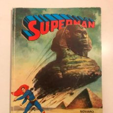 Tebeos: SUPERMAN LIBROCOMIC 27 XXVII. NOVARO 1973. Lote 117039415