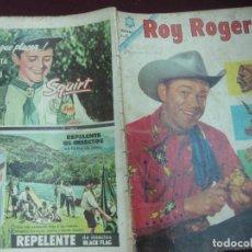 Tebeos: ROY ROGERS. Nº 155. EDITORIAL NOVARO 1965.. Lote 117351071