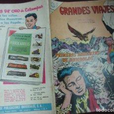 Tebeos: GRANDES VIAJES Nº 22. EDITORIAL NOVARO 1964.. Lote 117354339