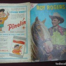 Tebeos: ROY ROGERS Nº 153. EDITORIAL NOVARO 1965.. Lote 117354579
