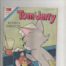 BDs: TOM Y JERRY. Nº 377.NOVARO. 1973.DA. Lote 117528067