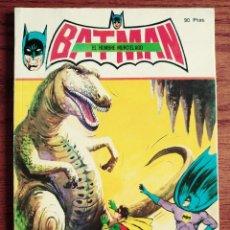Tebeos: BATMAN TOMO III - LIBRO COMIC - AÑO 1979 - BARCELONA - ED NOVARO - COMPLETO . Lote 117720947