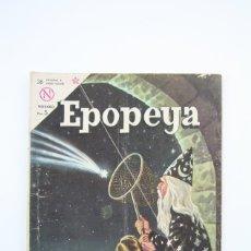 Tebeos: ANTIGUO CÓMIC - EPOPEYA / LA VIDA DE LAS ESTRELLAS Nº 68 - EDITORIAL NOVARO, AÑO 1964. Lote 117811583
