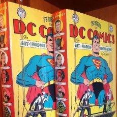 Tebeos: 75 YEARS OF DC COMICS TASCHEN 720 PAG EXCEPCIONAL HISTORIA DE LOS COMICS 2017 INGLES NUEVO SUPERMAN. Lote 117873567