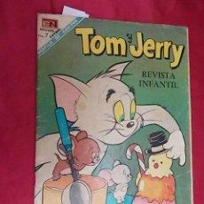 Tebeos: TOM Y JERRY. Nº 261 . NOVARO. Lote 118023551