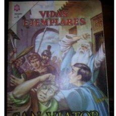 Tebeos: COMIC VIDAS EJEMPLARES N 183 EDITORIAL NOVARO. Lote 118031719