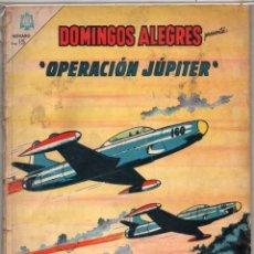Tebeos: OPERACION JUPITER - DOMINGOS ALEGRES - NUMERO EXTRAORDINARIO *. Lote 118183219