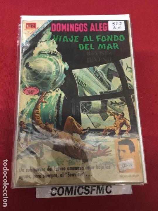 DOMINGOS ALEGRES NUMERO 805 NORMAL ESTADO REF.5 (Tebeos y Comics - Novaro - Domingos Alegres)
