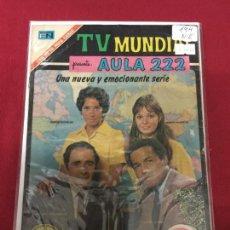 Tebeos: TV MUNDIAL NUMERO 194 NORMAL ESTADO REF.6. Lote 118329611
