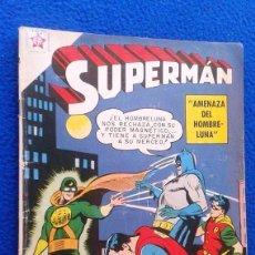 Tebeos: SUPERMÁN 192 - NOVARO, 1959. Lote 118372599