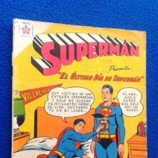 Tebeos: SUPERMÁN 212 - NOVARO, 1959. Lote 118374951