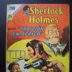Tebeos: SHERLOCK HOLMES Nº 8, NOVARO. Lote 118389139