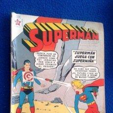 Tebeos: SUPERMÁN 278 - NOVARO . Lote 118391063