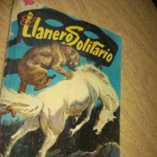 Tebeos: EL LLANERO SOLITARIO N.93 PLATA-1962. Lote 118576415