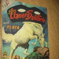 Tebeos: EL LLANERO SOLITARIO N.99 1961 PLATA. Lote 118579539