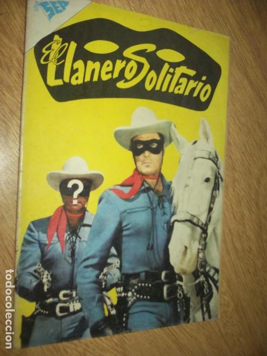 EL LLANERO SOLITARIO, N.72 1959- (Tebeos y Comics - Novaro - El Llanero Solitario)