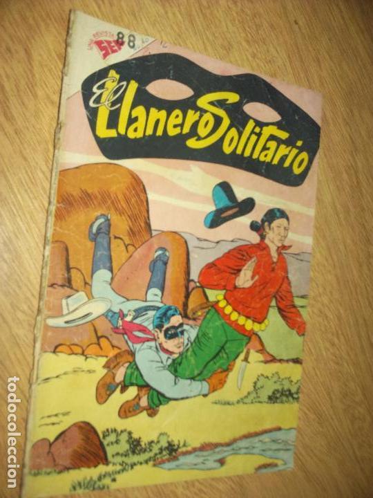 EL LLANERO SOLITARIO N.88 1960 (Tebeos y Comics - Novaro - El Llanero Solitario)