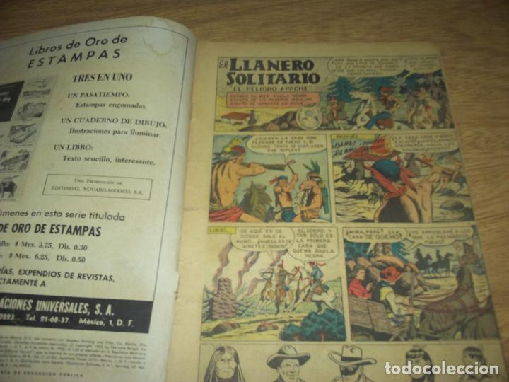 Tebeos: EL LLANERO SOLITARIO N.88 1960 - Foto 2 - 118593651