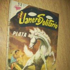 Tebeos: EL LLANERO SOLITARIO N.121 PRES. PLATA. Lote 118594911