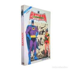 Tebeos: BATMAN EL HOMBRE MURCIÉLAGO / LIBRO EXTRA Nº 1 / NOVARO ESPAÑA 1979 / BOB KANE. Lote 118921159