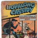 Tebeos: HOPALONG CASSIDY # 78 NOVARO 1960 WILLIAM BOYD LAS BOTAS DE LA MUERTE CLARENCE MULFORD CON DETALLES. Lote 119300067