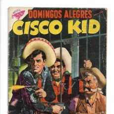 Tebeos: CISCO KID, DOMINGOS ALEGRES, Nº 261. MARZO DEL 1.959. EDITORIAL SEA ORIGINAL.. Lote 119345067