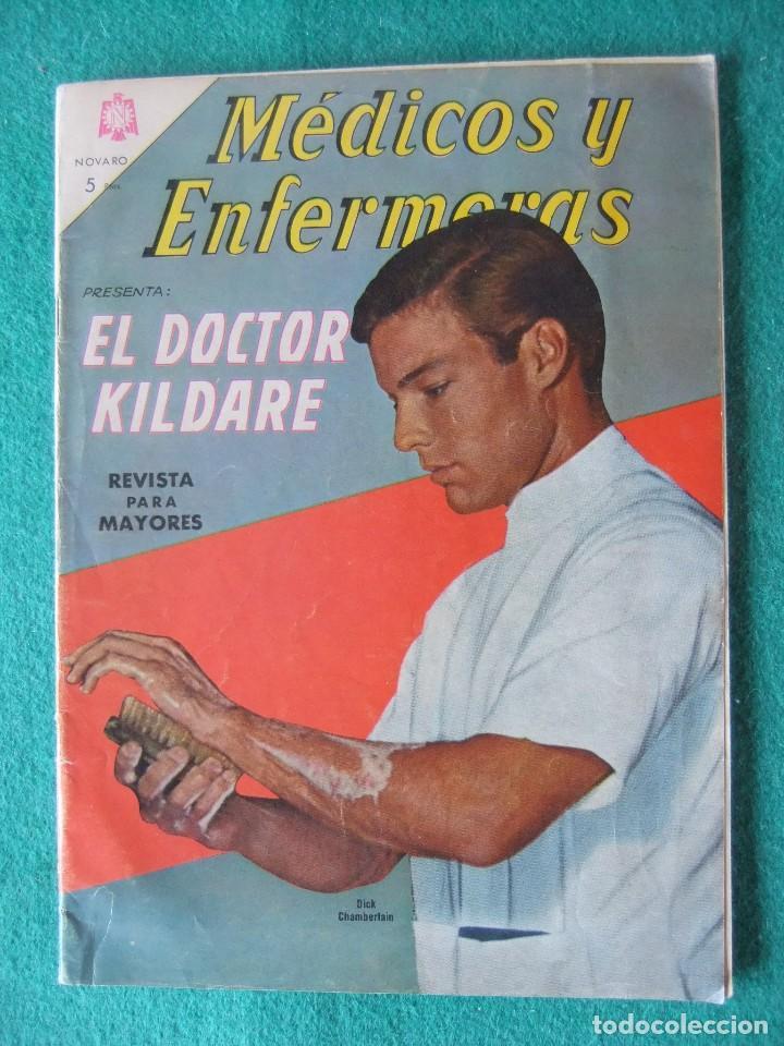 MEDICOS Y ENFERMERAS Nº 14 EL DOCTOR KILDARE EDITORIAL NOVARO (Tebeos y Comics - Novaro - Otros)