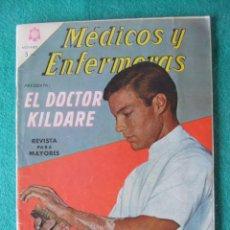 Tebeos: MEDICOS Y ENFERMERAS Nº 14 EL DOCTOR KILDARE EDITORIAL NOVARO. Lote 119422679