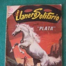 Tebeos: EL LLANERO SOLITARIO Nº 133 PLATA EDITORIAL NOVARO. Lote 119423575