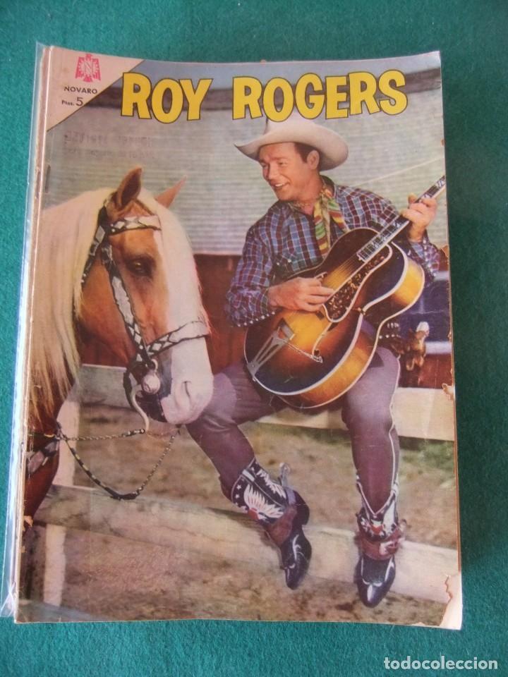ROY ROGERS Nº 148 EDITORIAL NOVARO (Tebeos y Comics - Novaro - Roy Roger)