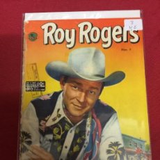 Tebeos: ROY ROGERS NUMERO 3 NORMAL ESTADO REF.11. Lote 119498179
