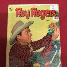 Tebeos: ROY ROGERS NUMERO 4 MUY BUEN ESTADO REF.11. Lote 119498215