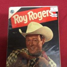 Tebeos: ROY ROGERS NUMERO 7 MUY BUEN ESTADO REF.11. Lote 119498271