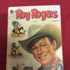 Tebeos: ROY ROGERS NUMERO 9 MUY BUEN ESTADO REF.11. Lote 119498303
