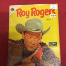 Tebeos: ROY ROGERS NUMERO 13 MUY BUEN ESTADO REF.11. Lote 119498319