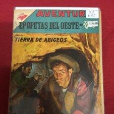 Tebeos: AVENTURA NUMERO 53 MUY BUEN ESTADO REF.31. Lote 119498415