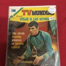 Tebeos: TV MUNDIAL NUMERO 245 MUY BUEN ESTADO REF.6. Lote 119498855
