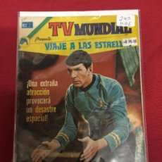 Tebeos: TV MUNDIAL NUMERO 245 MUY BUEN ESTADO REF.6. Lote 119498875