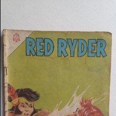 Tebeos: RED RYDER N° 132 - ORIGINAL EDITORIAL NOVARO. Lote 119520295
