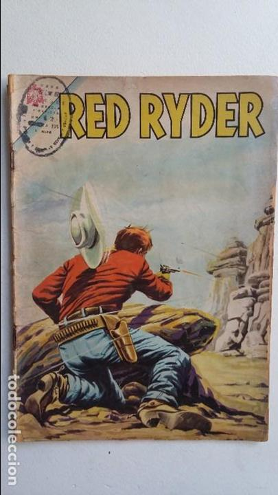 RED RYDER N° 139 - ORIGINAL EDITORIAL NOVARO (Tebeos y Comics - Novaro - Red Ryder)