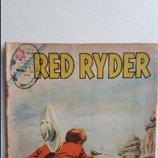Tebeos: RED RYDER N° 139 - ORIGINAL EDITORIAL NOVARO. Lote 119520491