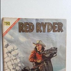 Tebeos: RED RYDER N° 156 - ORIGINAL EDITORIAL NOVARO. Lote 119520743