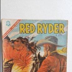 Tebeos: RED RYDER N° 145 - ORIGINAL EDITORIAL NOVARO. Lote 119520931
