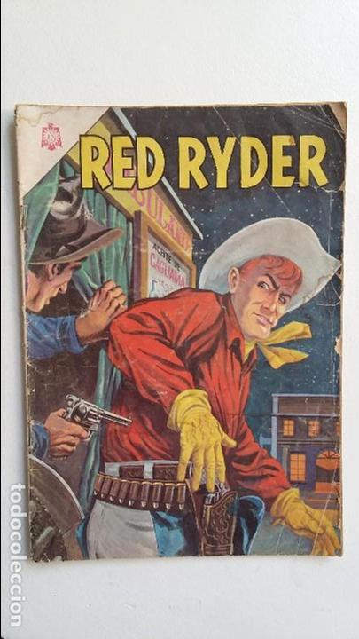 RED RYDER N° 135 - ORIGINAL EDITORIAL NOVARO (Tebeos y Comics - Novaro - Red Ryder)