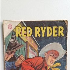 Tebeos: RED RYDER N° 135 - ORIGINAL EDITORIAL NOVARO. Lote 119521195
