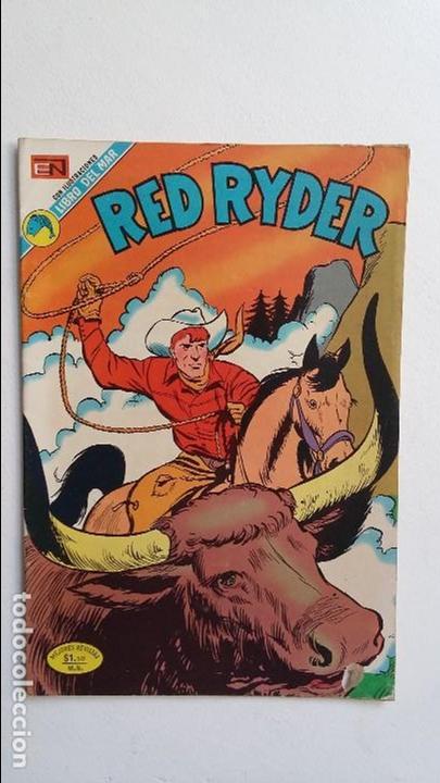 RED RYDER N° 310 - ORIGINAL EDITORIAL NOVARO (Tebeos y Comics - Novaro - Red Ryder)