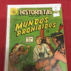 Tebeos: HISTORIETAS NUMERO 607 NORMAL ESTADO REF.T. Lote 119526039