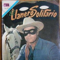 Tebeos: EL LLANERO SOLITARIO - AÑO XX - Nº 257 - FEBERO 1972. Lote 119542607