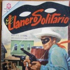 Tebeos: EL LLANERO SOLITARIO - AÑO XIII - Nº 152 - NOVIEMBRE 1965. Lote 119542791